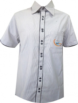 Camisa Social Listrada