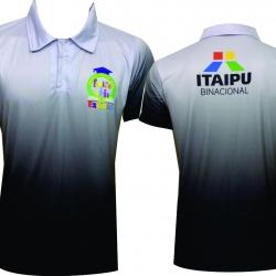 Camisa Polo com proteção UV fps35